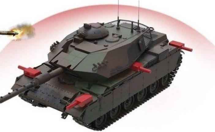 Zeytin Dalı operasyonlarına katılan Türk tanklarını, Ukrayna teknolojisi koruyacak (fotoğraflar)