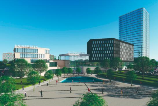 Ukrayna geleceğe emin adımlarla ilerliyor, Lviv'e 150 milyon dolarlık IT kenti kuruluyor