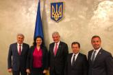 TBMM Dışişleri Komisyonu Ukrayna'ya geldi