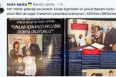 Ukrayna Büyükelçisi 23 Nisan'da makamını çocuklara bıraktı, 'Her milletin geleceği çocuklardır'