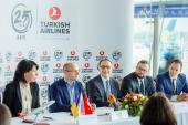 Kiev'de çeyrek asır coşkusu, Türk Hava Yolları 25.uçuş yılını kutladı (galeri)