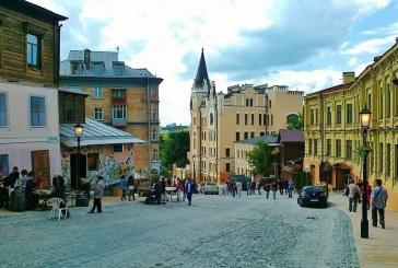 UkrTürk'ün önerisi, Andreevsky Yokuşu doğumgününü kutluyor, bu etkinlik kaçmaz