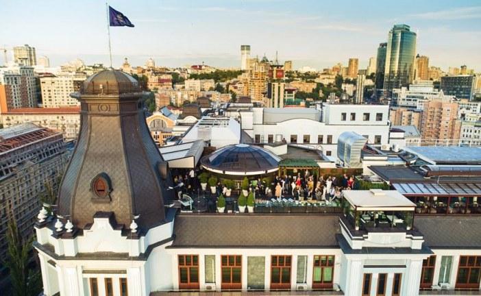 UkrTürk özel, işte Kiev'deki en güzel 15 teras kafe