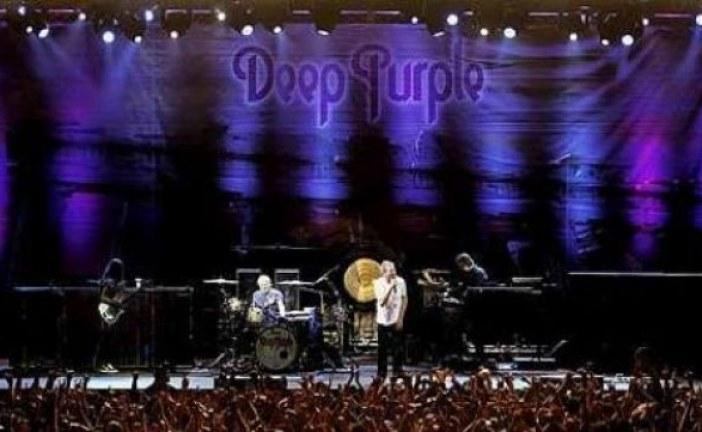 Efsane Ukrayna'ya geliyor, Deep Purple konseri 6 Haziran'da