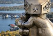 Foto hayat, Rodina Mat' heykelinden Kiev'e bakmak
