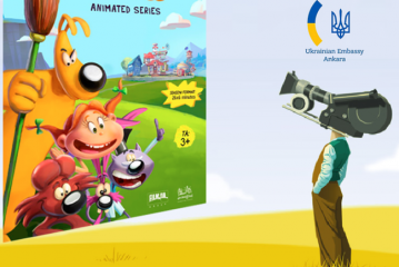 Ukrayna yapımı animasyon filmi Ankara Film Festivali'nde gösterilecek