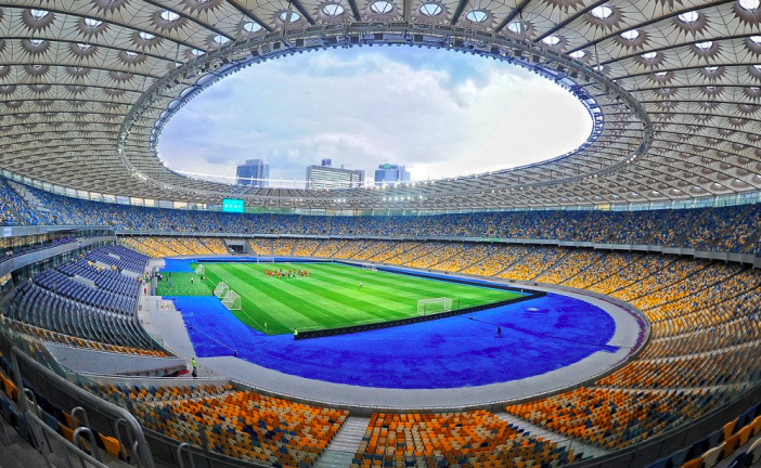 Dev maç bu stadda oynanacak, işte 1923'te kurulan Olimpiyskiy Stadyumu (galeri)