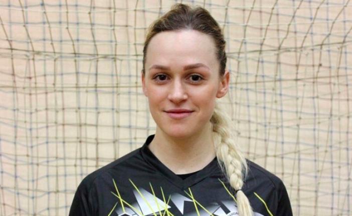 Türk hentbolunun gol kraliçesi Ukrayna'dan
