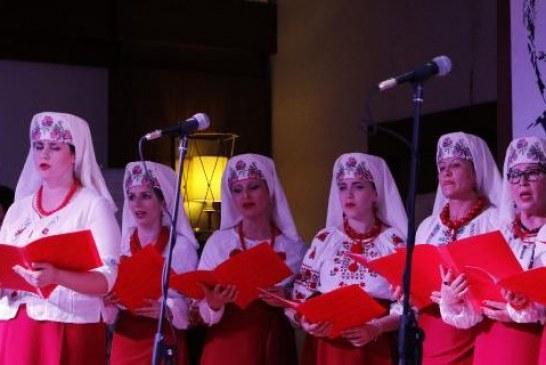 Çanakkale Türküsü, Yemen Türküsü, Plevne Marşı; Ukraynalıların kurduğu Bereginya Korosu unutulmaz bir akşam yaşattı