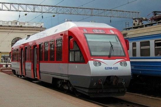 35 dakikada havalanı, Kiev ile Boryspil Havaalanı arasına demiryolu hattı geliyor