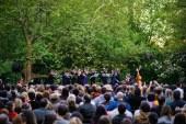 Kiev klasik müziğe doyacak, Botanik Parkı'nda müzik ziyafeti