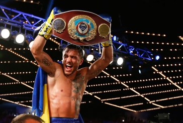 Bir yıldız doğuyor, Ukraynalı sporcu dünyanın en iyi boksörü seçildi (video)