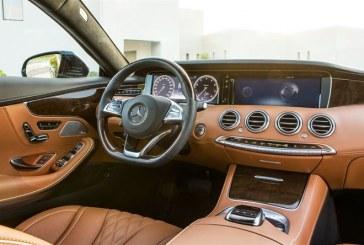 Mercedes ve Maybach'ın koltuk kılıfları Ukrayna'da üretilecek, ilk parti 2020'de teslim