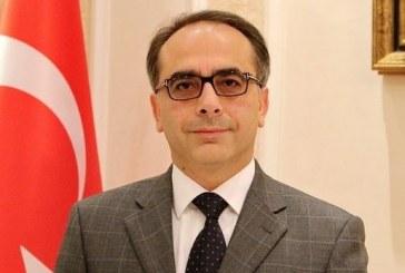 Kiev Büyükelçisi Yönet Can Tezel'den Ramazan Bayramı mesajı