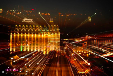 Foto hayat; Gecenin büyüsü – Kiev