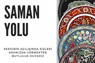 Ukrayna ve Kırım Tatar kültürleri Ankara'da buluşuyor, 'Saman Yolu' sergisi başlıyor