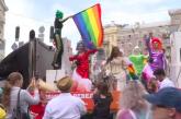 Kiev'de olaylı Pazar, LGBT'nin 'eşitlik' yürüyüşü sona erdi