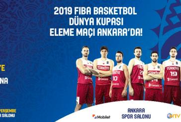 2019 FIBA Dünya Kupası Avrupa elemeleri sürüyor, Türkiye ve Ukrayna yarın karşı karşıya geliyor