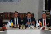 EkoAvrasya Ukrayna temsilciliği iftar yemeği verdi  (galeri)