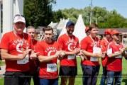 Kharkiv'de düzenlenen olimpiyatlarda Türk Fahri Konsolosluğu birinci oldu (galeri)