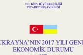 Kiev Ticaret Müşavirliği hazırladı, 2017 yılı Ukrayna ekonomik görünüm raporu