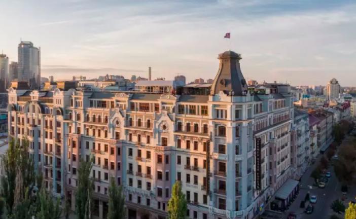 Kiev'in bilinmeyenleri, 1918 yılında Türk büyükelçiliği bu binadaydı (fotoğraflar)