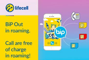lifecell'den yeni uygulama, Bip Out ile roaming aramaları ücretsiz