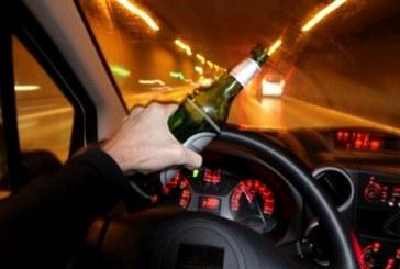 Korkutan istatistik, altı ayda alkollü sürücülerin neden olduğu 2 binden fazla kaza meydana geldi