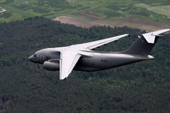 Adım adım ortak üretime; TAI ve Antonov yetkilileri bir araya geldi, gündem Antonov 188'in ortak üretimi