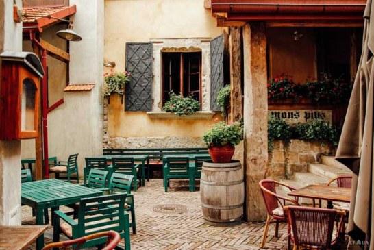 Lviv aşıklarına öneriler, işte şehirdeki teraslı yedi güzel restoran