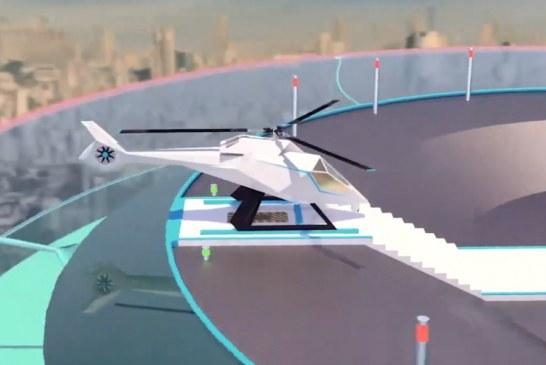 Antonov çok yükseklere bakıyor, elektrikli helikopter için İsviçreli şirketle işbirliği anlaşması