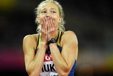 Ukraynalı atlet dünya şampiyonu oldu