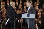 Ukrayna Devlet Başkanı'ndan Amerikalı aktöre devlet nişanı
