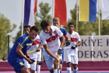 Türkiye'de Hokey turnuvası düzenlendi, şampiyon Ukrayna