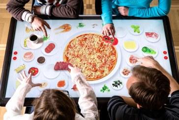 Ukraynalıların ürettiği akıllı masalar, restoran sektöründe devrim yapacak