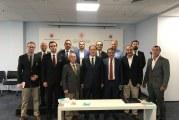Kamu Başdenetçisi Malkoç Kiev'de temaslarda bulundu, vatandaşlarla bir araya geldi (fotoğraflar)