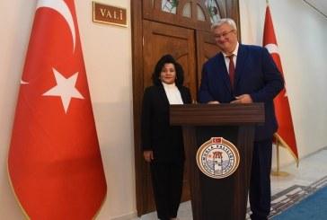 Ukrayna Büyükelçisi Muğla'da, Türkiye'ye daha çok Ukraynalı turist gidecek