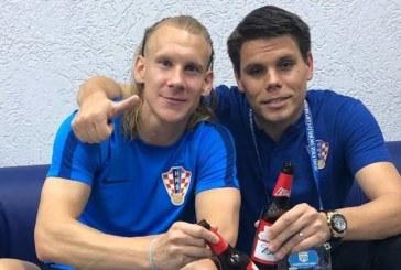 Ukrayna Futbol Federasyonu'ndan büyük jest, 'Slava Ukraini' diyen Hırvat Vukojevic'in cezasını biz ödeyelim'