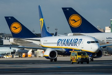 Ryanair Ukrayna seferlerini arttırıyor, 5 Avro'ya Avrupa'ya uçuşlar