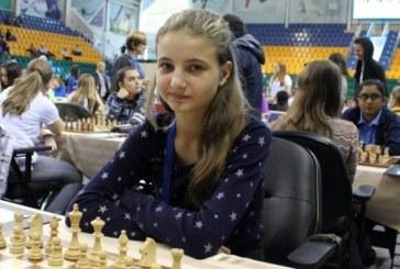 Bir başarı haberi de satrançtan, Ukraynalı Kamila Grişçenko Avrupa şampiyonu oldu