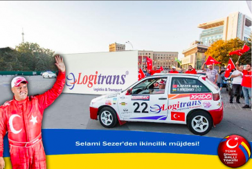 Yılların mücadelesinde mutlu son;  Türk rallici 'Ukrayna Liman Kupası 2018' yarışlarını 2. olarak tamamladı