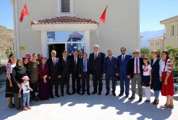 Ukrayna Büyükelçisi, Erzincan'daki Ahıska Türklerini ziyaret etti, 'devlet onlara çok güzel imkanlar sunmuş'