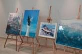 Hayatın Renkleri, Ukraynalı sanatçıların Türkiye'yi anlatan resimleri Büyükelçilikte sergileniyor