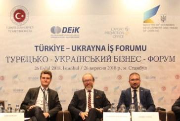 EkoAvrasya Derneği Başkanı Eren: '' Ukrayna'nın refahı ve istikrarı aynı zamanda Karadeniz'in refahı ve istikrarıdır''