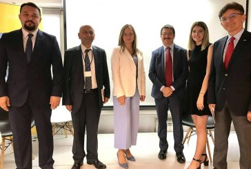 Türkiye'deki ticari fırsatlar DEİK'in düzenlediği toplantıda ele alındı