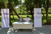 Tika'dan Ukrayna'da engellilere ve gazilere destek