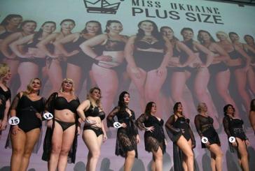 Miss Ukraine 'plus size' yarışması düzenlendi, işte Ukrayna'nın en tombul güzeli