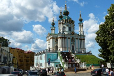 Parlamento'dan tarihi karar, ünlü Andreevsky Kilisesi, Fener Rum Patrikhanesi'ne bağlandı