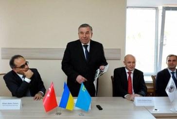 Kiev'de Türk ve Kırım Tatar Tarihi Araştırma Merkezi açıldı