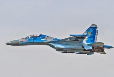 Ukrayna'da savaş uçağı düştü, iki pilot hayatını kaybetti